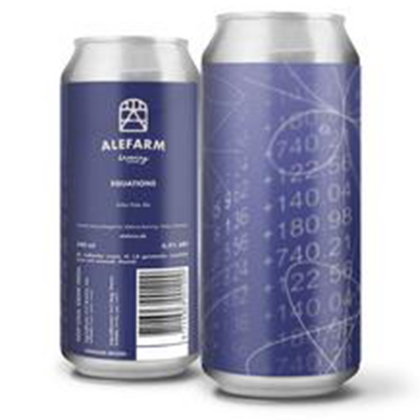 Alefarm Brewing Equations