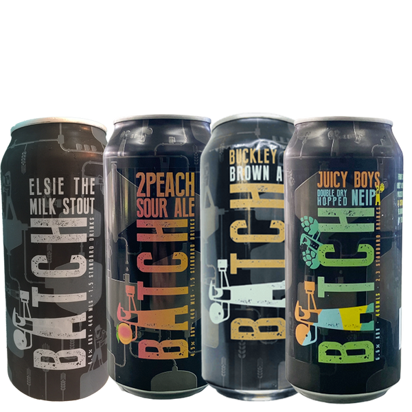 Batch Virtual Tasting Pack