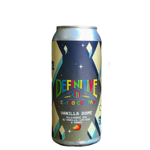 Definitive Ales Vanilla Dome (Air Freighted)