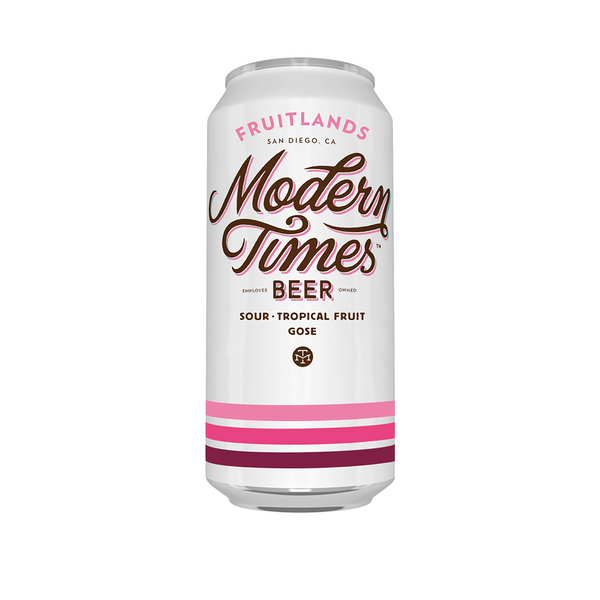 Modern Times Fruitlands Gose (473ml)