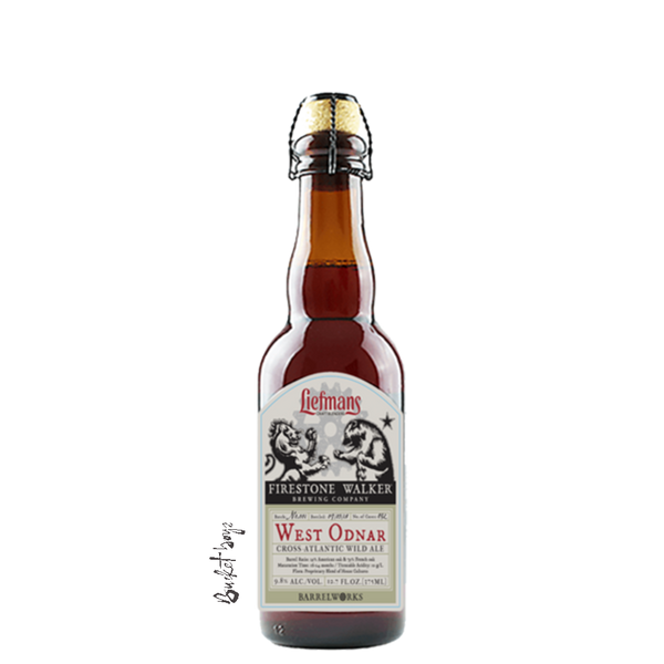Firestone Walker / Leifman's West Odnar 2019 - PRE ORDER