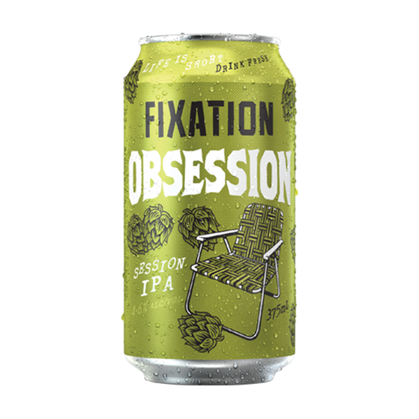 Fixation Obsession (375ml)