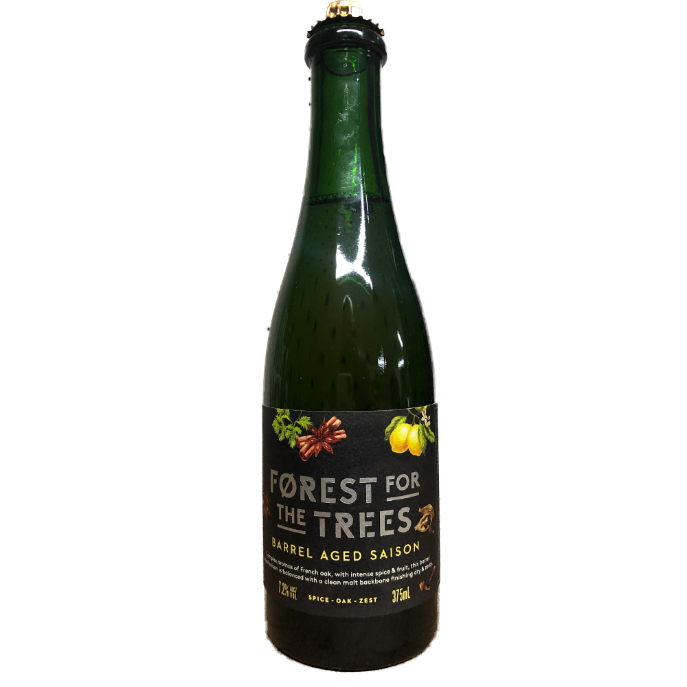 Forest For The Trees Barrel Aged Saison (375ml)