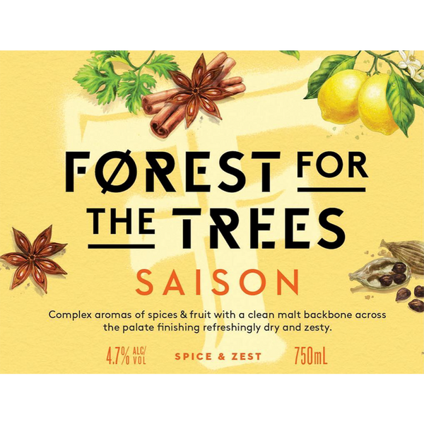Forest For The Trees Saison
