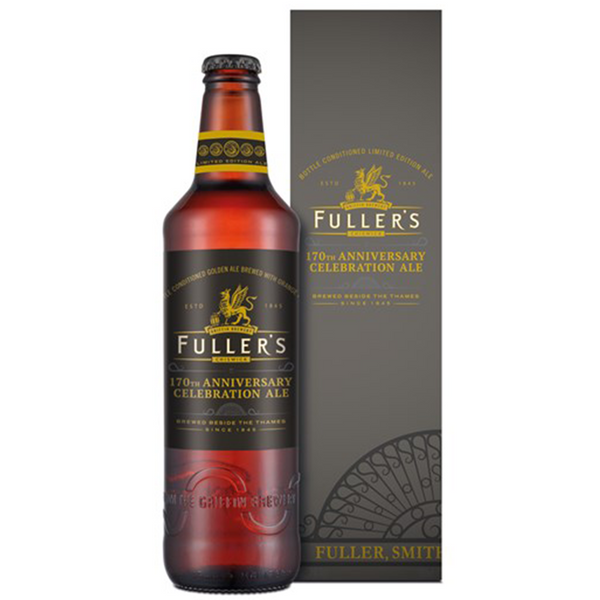 Fullers 170th Anniversary Ale | Bucket Boys Craft Beer