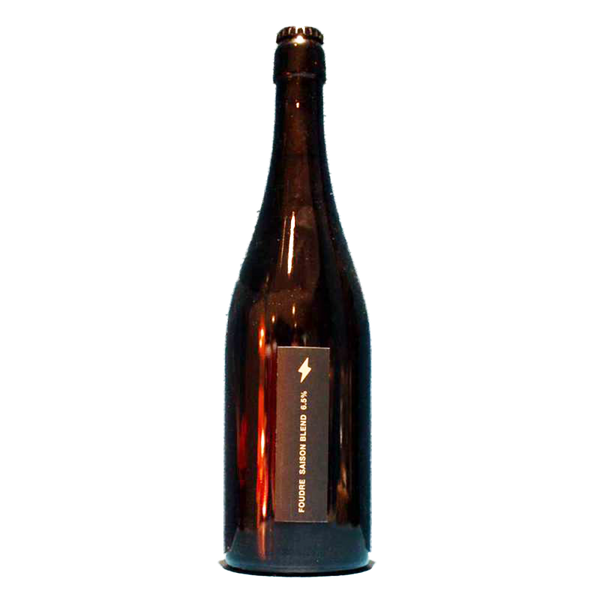 Garage Beer Co Saison Foudre Blend (750ml)