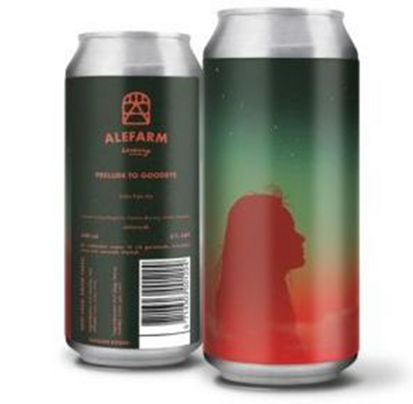 Alefarm Brewing Prelude To Goodbye