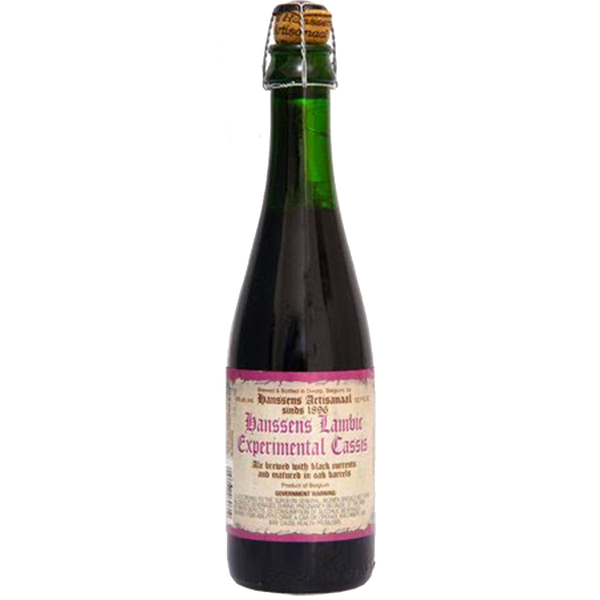 Hanssens Cassis Lambic (375ml)