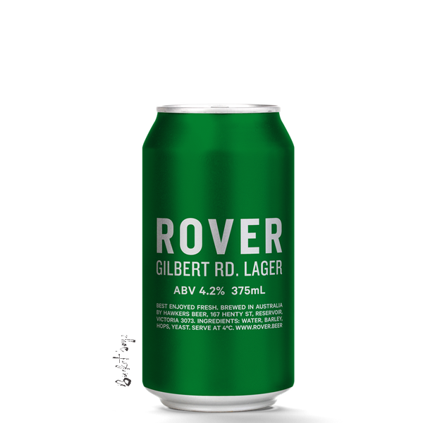 Hawkers Rover Gilbert Road Lager