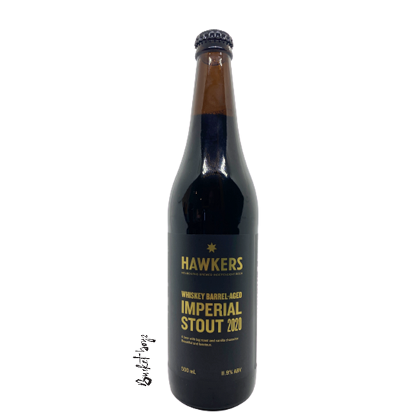 Hawkers  Whisky BA Imperial Stout 2020