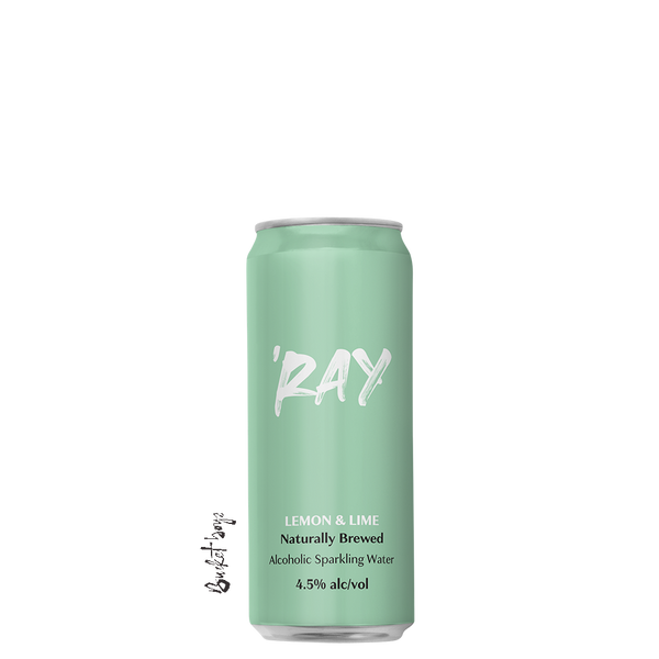 Hop Nation 'Ray Lemon & Lime