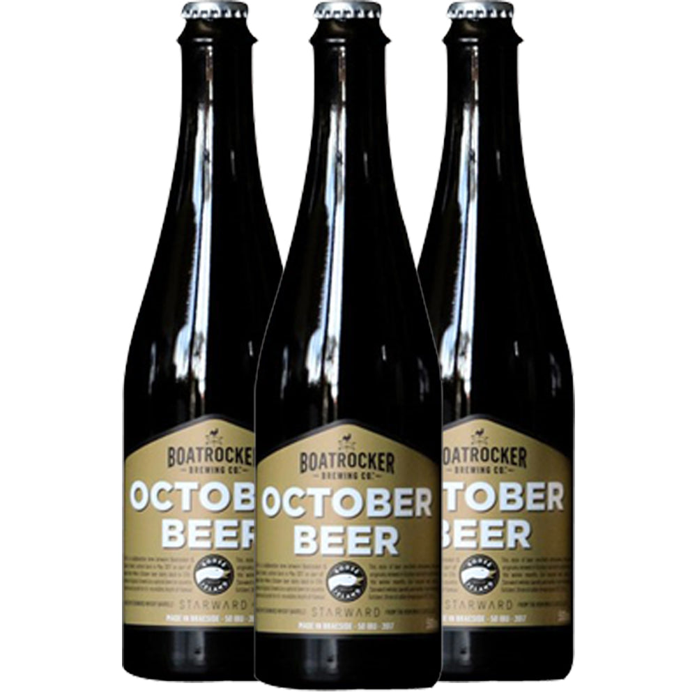 Boatrocker October Beer (500ml)