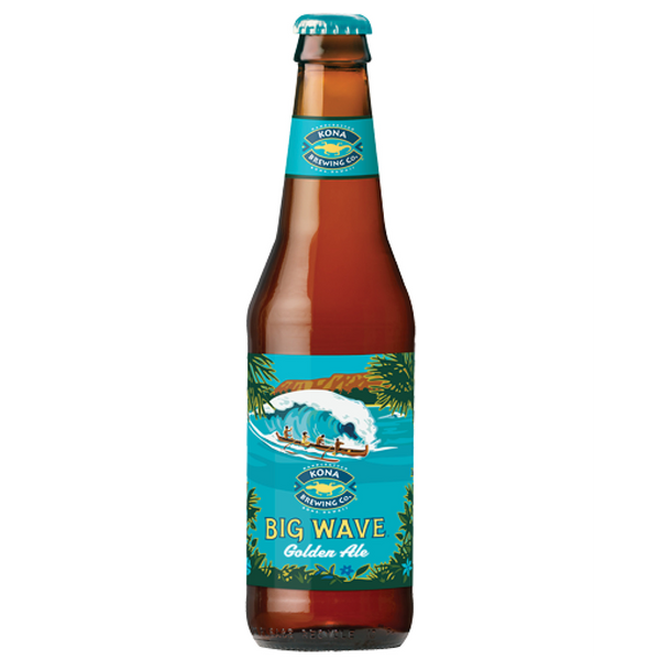 Kona Big Wave Golden Ale | Bucket Boys Craft Beer