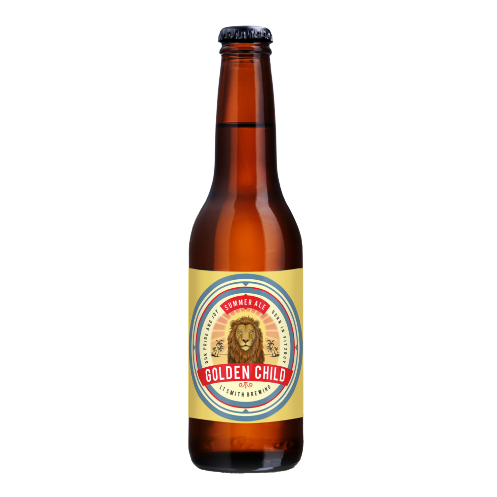 Lt Smith Golden Child (330ml)
