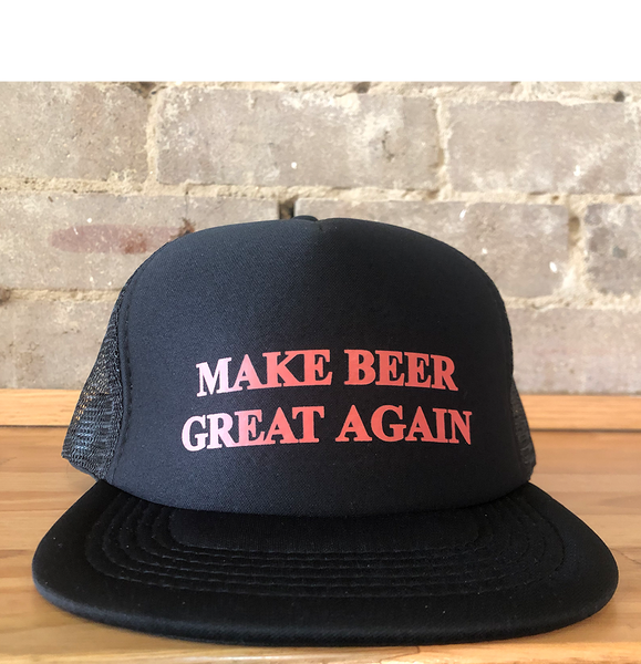 Bucket Boys Make Beer Great Again Trucker Hat