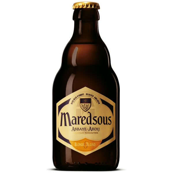 Maredsous Blond | Bucket Boys Craft Beer