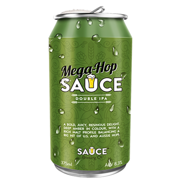 Sauce Brewing Mega Hop Sauce (375ml)