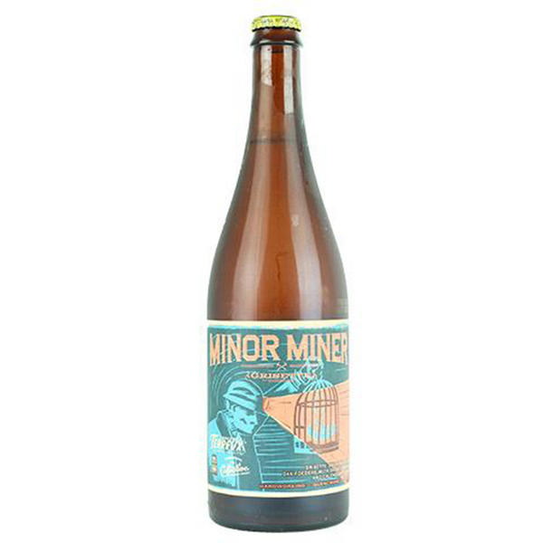 Bruery Terreux Minor Miner Grisette (750ml)