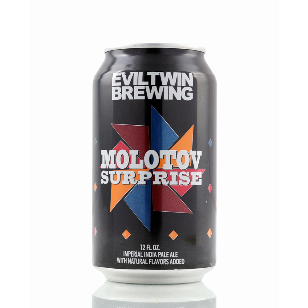 Evil Twin Molotov Surprise #4 (355ml can)
