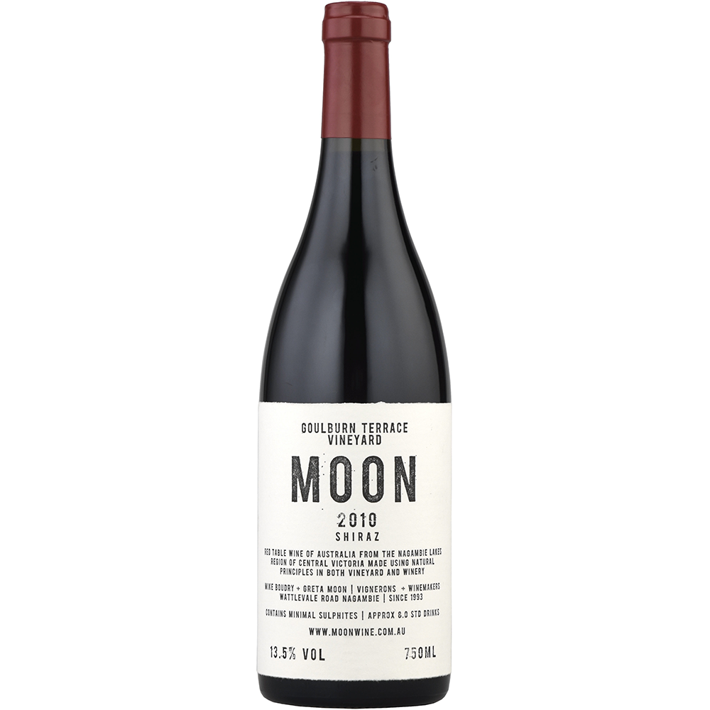Moon 2010 Shiraz (750ml)