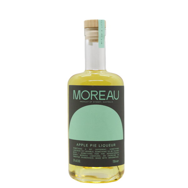 Mobius Moreau Apple Pie Liqueur (700ml)