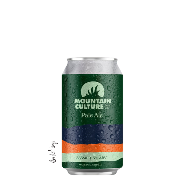 Mountain Culture Pale Ale
