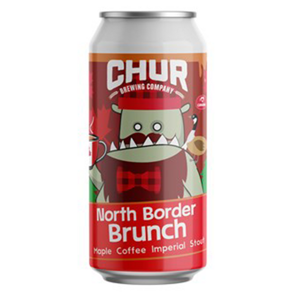 Chur North Border Brunch Imperial Stout (440ml)