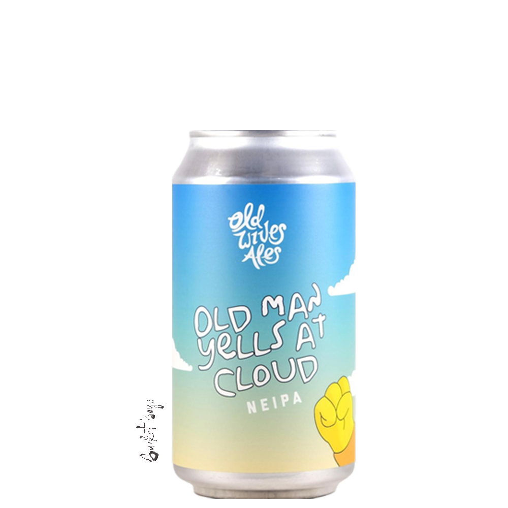Old Wives Ales Old Man Yells At Cloud New England IPA