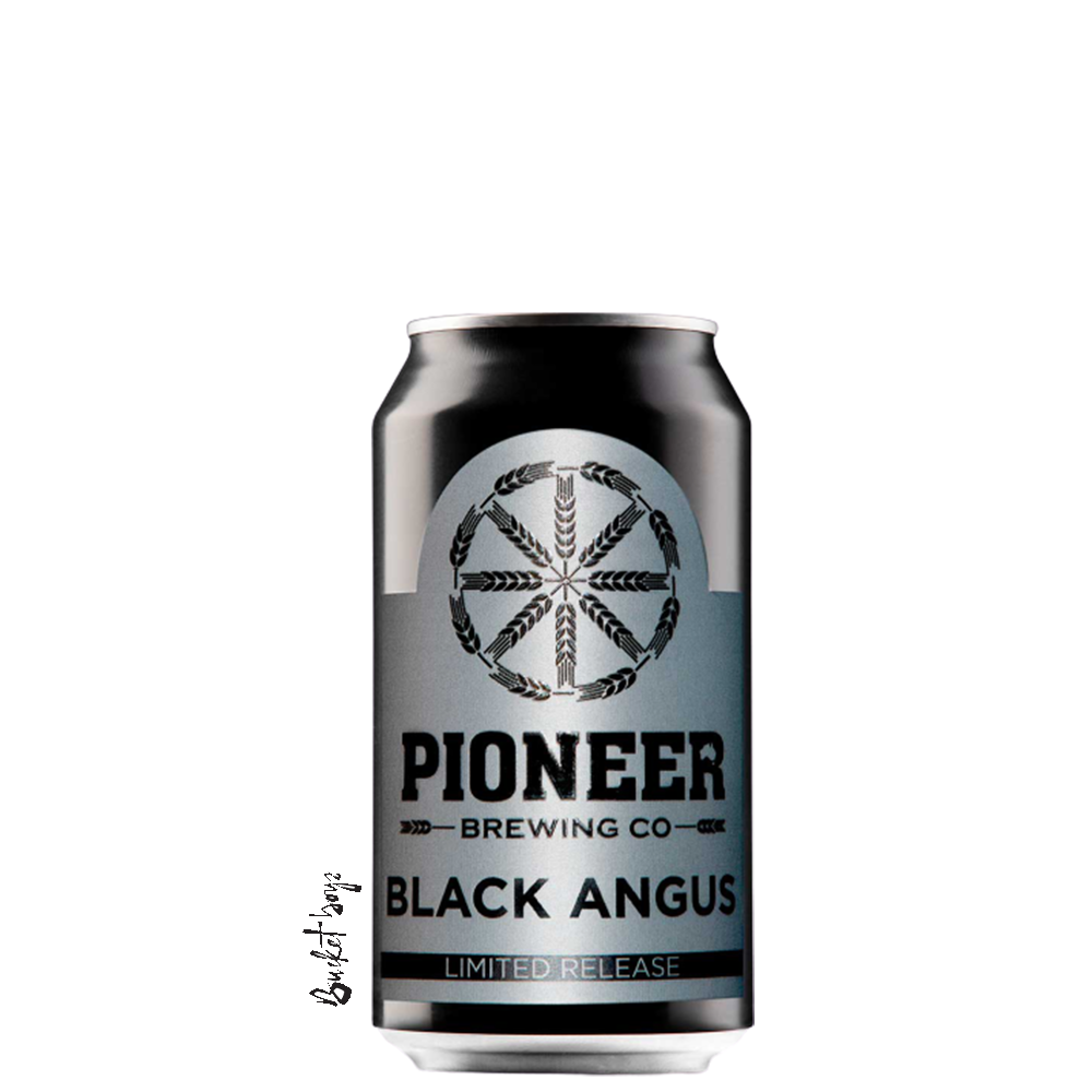 Pioneer Black Angus Coffee IPA