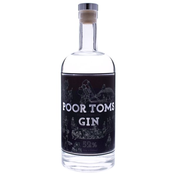 Poor Toms Fool Strength Gin (700ml)