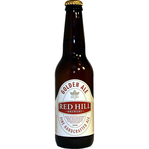 Red Hill Golden Ale (330ml)