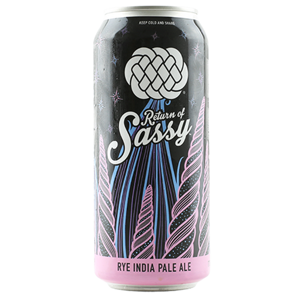 Three Weavers Return of Sassy Rye IPA (473ml)