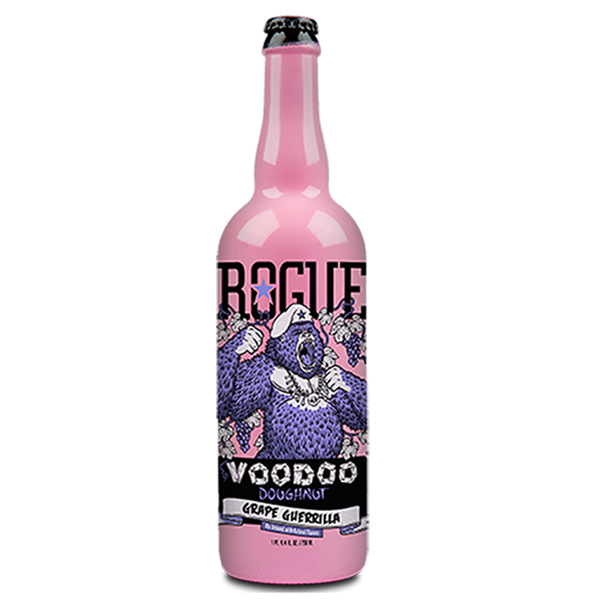 Rogue Voodoo Doughnut Grape Guerrilla (750ml)