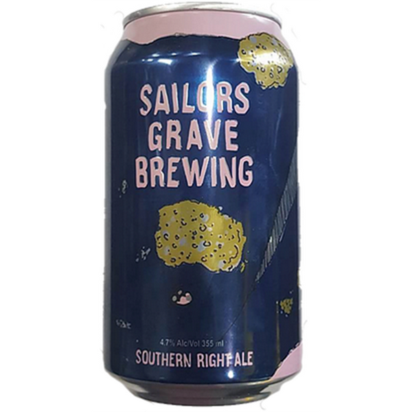 Sailors Grave Southern Right Ale (355ml)