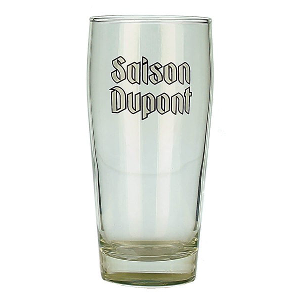 Saison Dupont Willie Becher Glass (330ml)