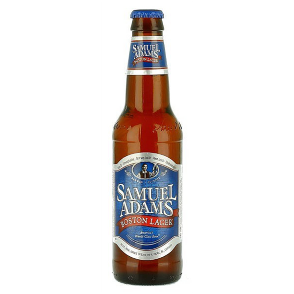 Samuel Adams Boston Lager | Bucket Boys Craft Beer