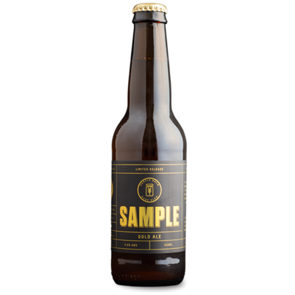 Sample Gold Ale