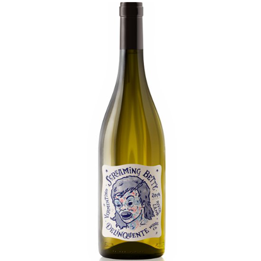 Deliquente 2019 Screaming Betty Vermentino (750ml)