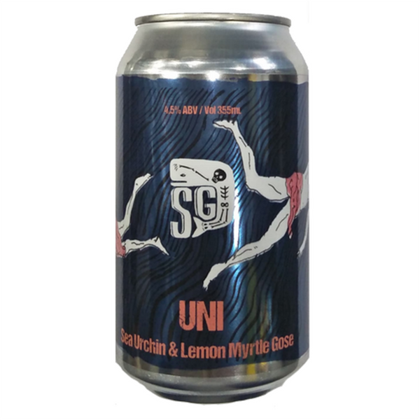 Sailors Grave Uni Sea Urchin Gose (330ml)