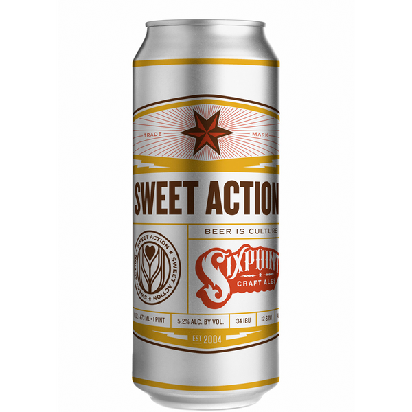 Sixpoint Sweet Action | Bucket Boys Craft Beer