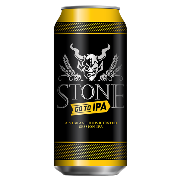 Stone Go To IPA (473ml)