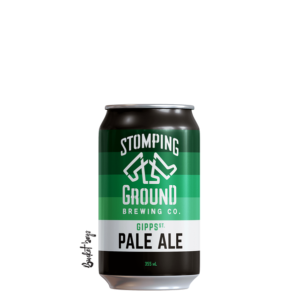 Stomping Ground Gipps St Pale Ale