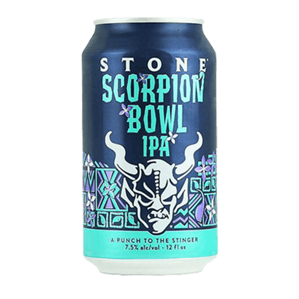 Stone Scorpion Bowl IPA (355ml)