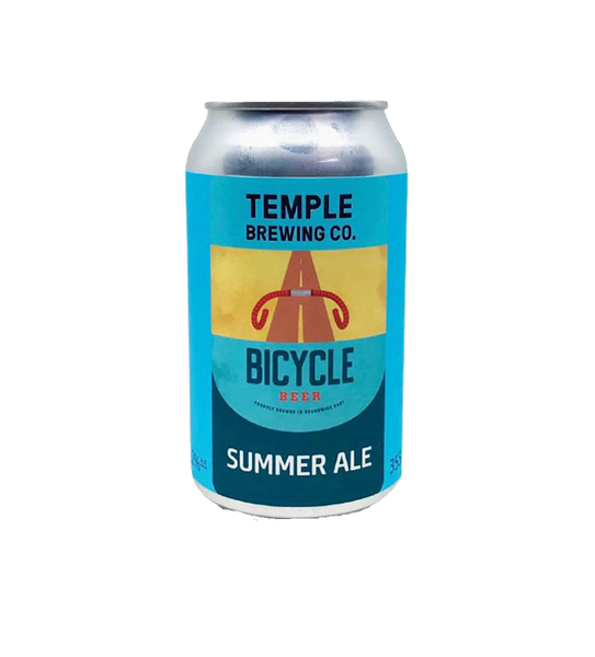 Temple Bicycle Beer (330ml)