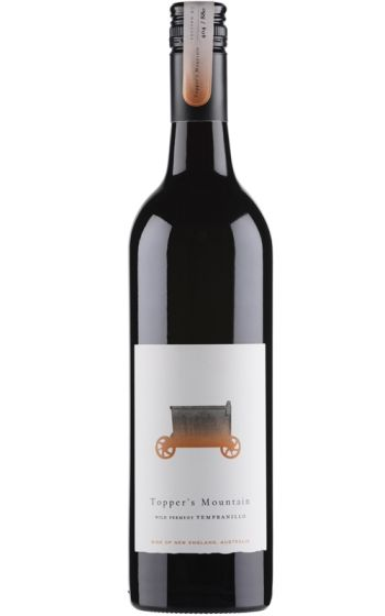 Toppers Mountain Wild Ferment Tempranillo 2013 (750ml)