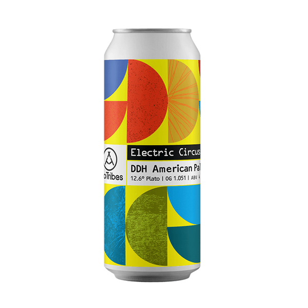 Two Tribes Electric Circus Pale (440ml)
