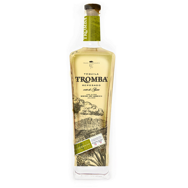 Tromba Reposado Tequila (700ml)