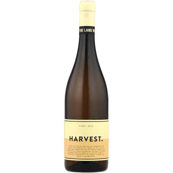 Harvest By Unico Zelo 2018 Pinot Gris (750ml)