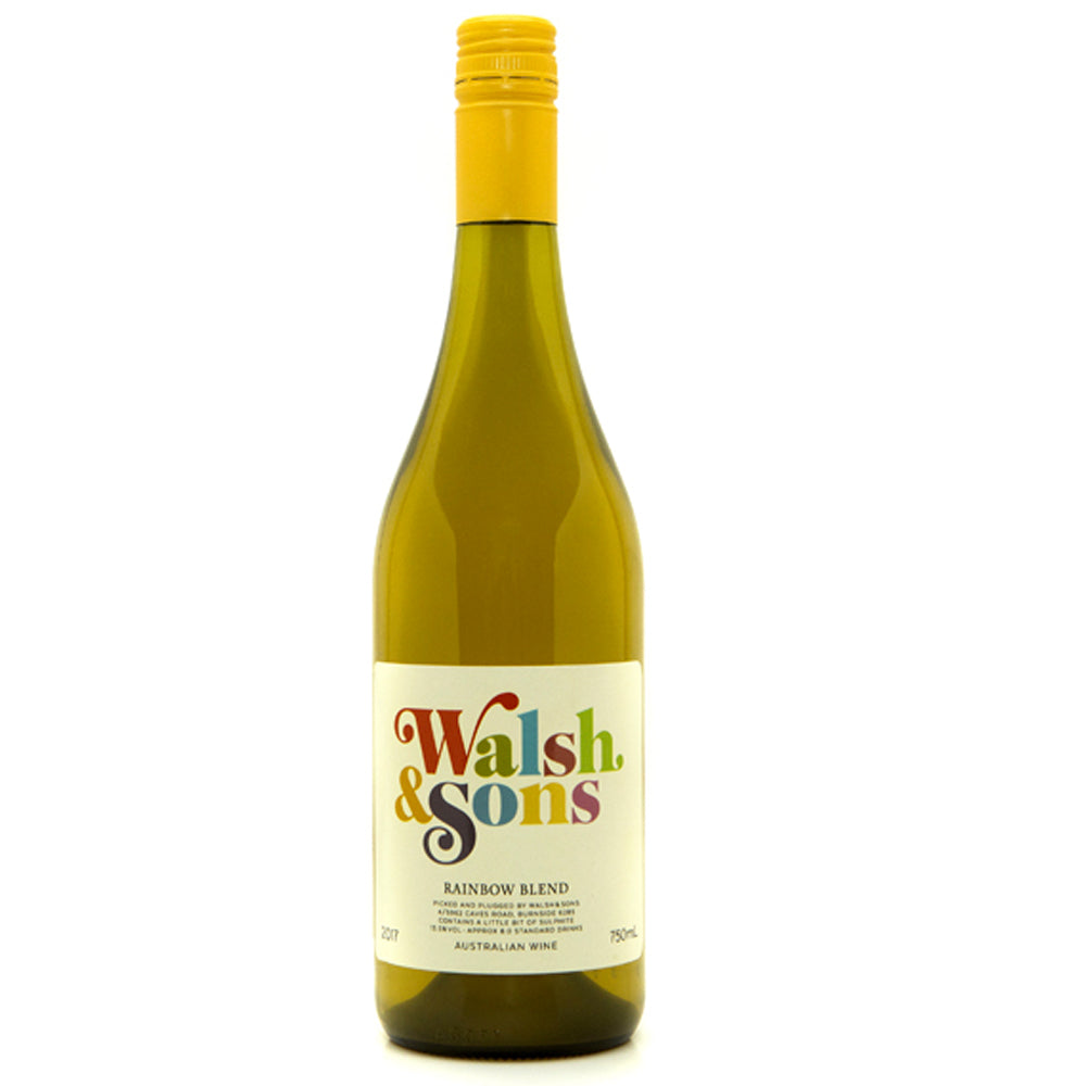 Walsh & Sons Rainbow White (750ml)