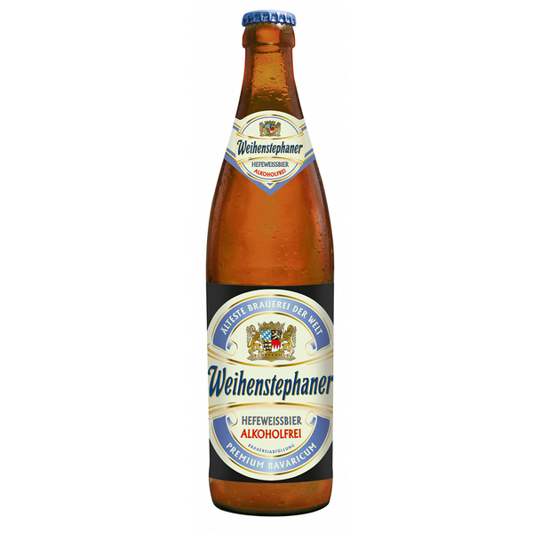 Weihenstephan Alkoholfrei | Bucket Boys Craft Beer